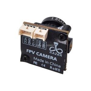 Image 4 - Foxeer Razer Mini / Razer Micro/ Razer NANO 1200TVL PAL/NTSC Switchable 4:3 16:9 FPV Camera For FPV Racing Drone upgrade version