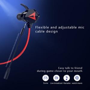 Image 2 - Słuchawki przewodowe dla PUBG PS4 CSGO gamingowy zestaw słuchawkowy dla graczy 7.1 dźwięk przestrzenny z odczepiany mikrofon słuchawki dla Xbox One