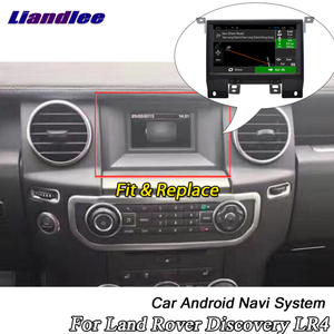 Image 5 - Araba multimedya DVD OYNATICI Land Rover Discovery 4 için LR4 L319 2009 ~ 2016 Android radyo Stereo ses Carplay GPS harita navigasyon