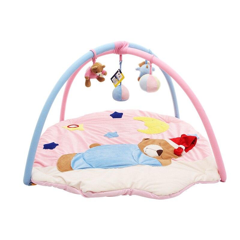 Fabricants vente directe Super doux bébé jeu couverture bébé jeu tapis ramper Pad jouet commerce extérieur