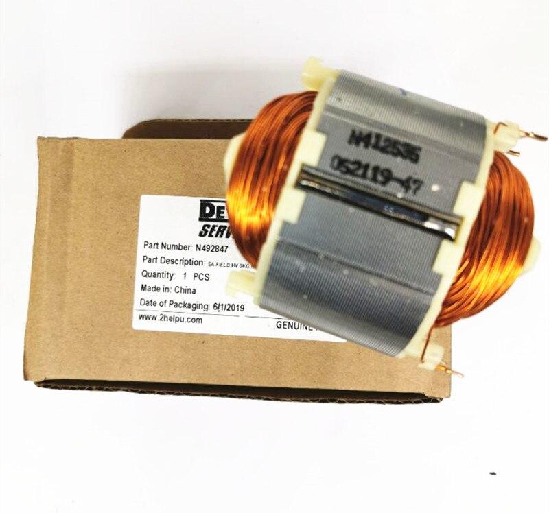 AC220V-230V N492847 Stator Field Replace For Dewalt D25481 D25810 D25811