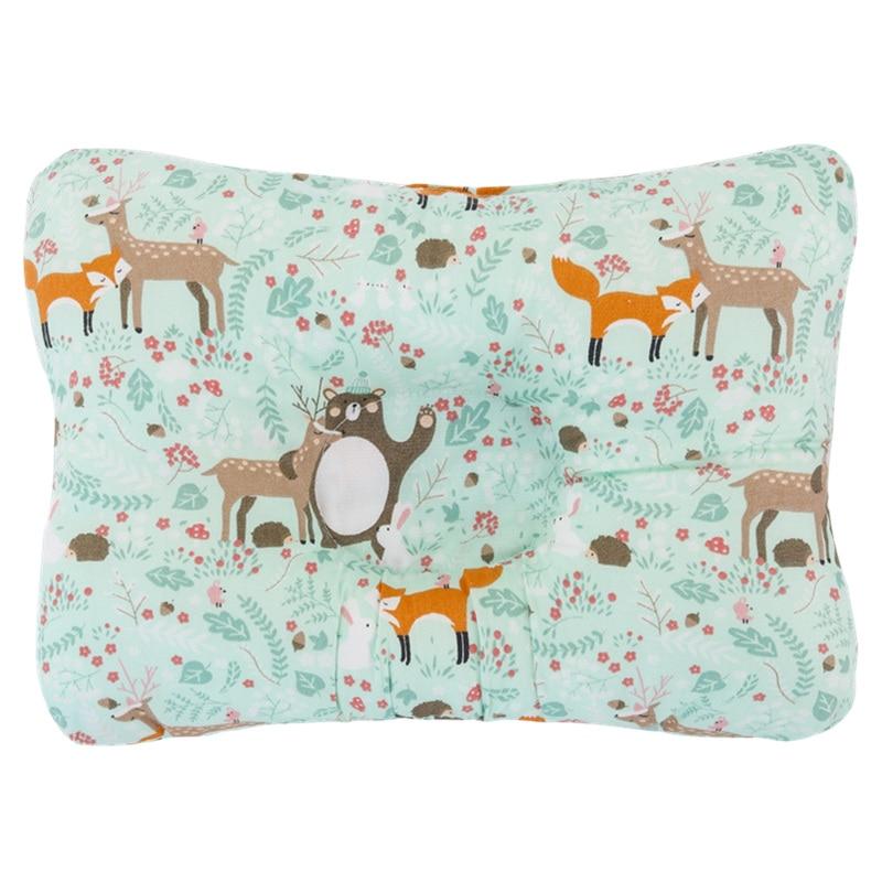 [Simfamily] новая Брендовая детская подушка для новорожденных, поддержка сна, вогнутая подушка, подушка для малышей, подушка для детей с плоской головкой, детская подушка - Цвет: NO29