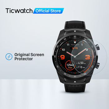 TicWatch Official Screen Film Protector General size for Pro/S2/E2/E/S/Pro 4G/Pro 2020