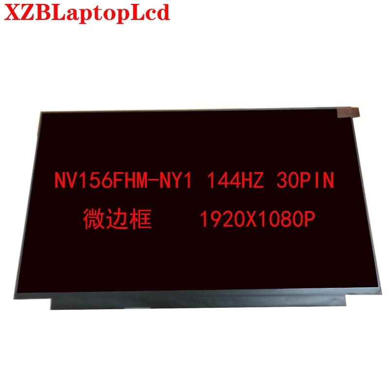 Original 144hz LCD Screen 72% NTSC Micro Edge NV156FHM-Ny1 15.6 Inch Ips LCD Screen 30pins EDP 1920X1080 Resolution