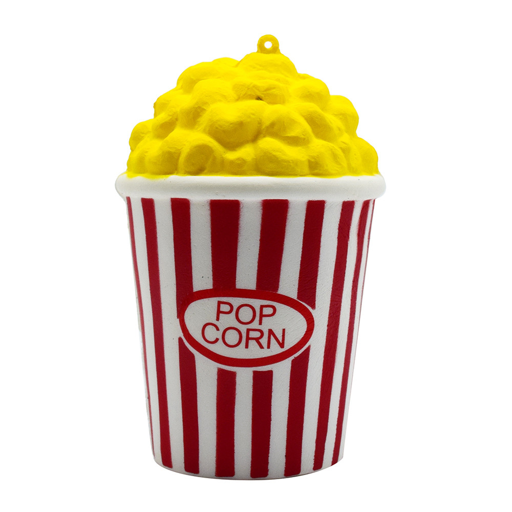 Decompression Toy Popcorn Squishy Relief-Toys Stress Squeeze Slow Rising Creative Cute img5