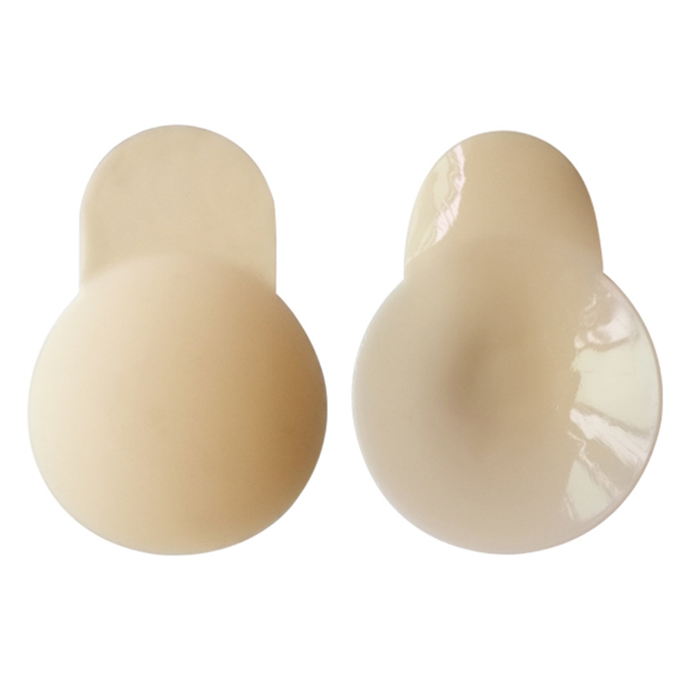 1Pair Invisible Bra Reusable Petals Women Strapless Backless Seamless Sticker Lift Up Silicone Sexy Nipple Cover Self Adhesive