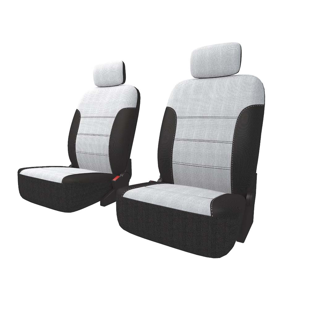 Cushion Cover CARFORT NeoClassic kit for передн. Seat, gray, 10 предм. (1/7) seat 7 seater for sale