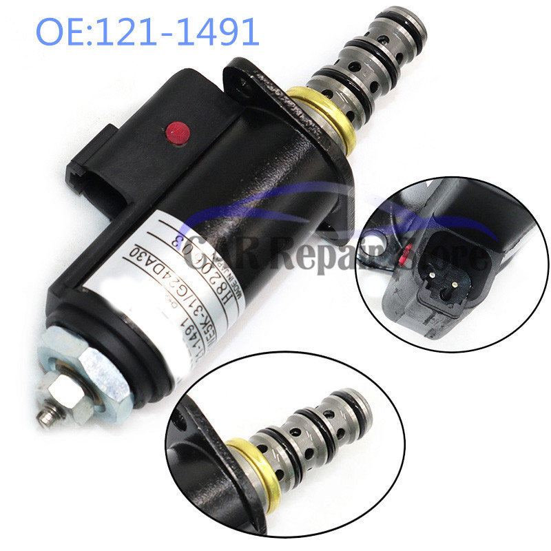 For Caterpillar Excavator CAT E320B//C//D 315C 325C New Solenoid Valve 121-1491
