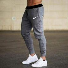 2019 Winter Latest Men's Sports Pants Men's Gym Fitness Bodybuilding Jogging Wor