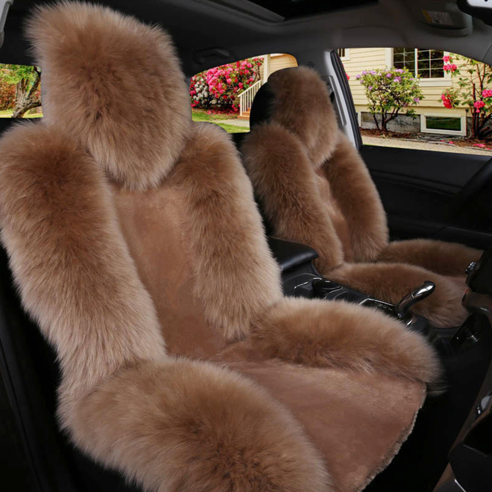 Black fur seat covers rv tire compressor