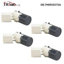PDC Parking 4 Sensors 7H0919275A For AUDI A6 2.7T 3.0 Quattro 4.2 RS6 Avant 4G5 4GD C7 A3 Sportback 8PA A4 Convertible 8EC B7 4b0919275 pdc parking 4 sensor for a2 8z0 a3 8l1 a4 avant 8d2 b5 a6 avant passat saloon 3b2 3b6 3b3 a8 saloon 4d2 4d8 parktronic