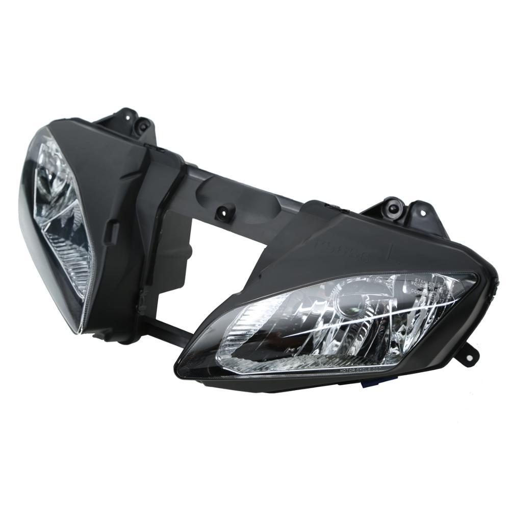 Motorcycle Headlight Head light Headlamp Assembly For Yamaha YZF R6 2006 2007