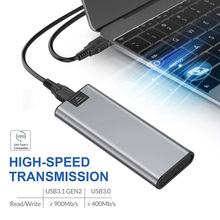 Case Hard-Disk SSD Mobile To M.2 Ce USB Usb-3.0 Enclosure Box Computer-Supply Caring