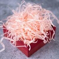 1000g Raffia Shredded Paper Silk DIY Christmas Festival Gift Box Filling Material Handmade Party Candy Box Filler Decorations