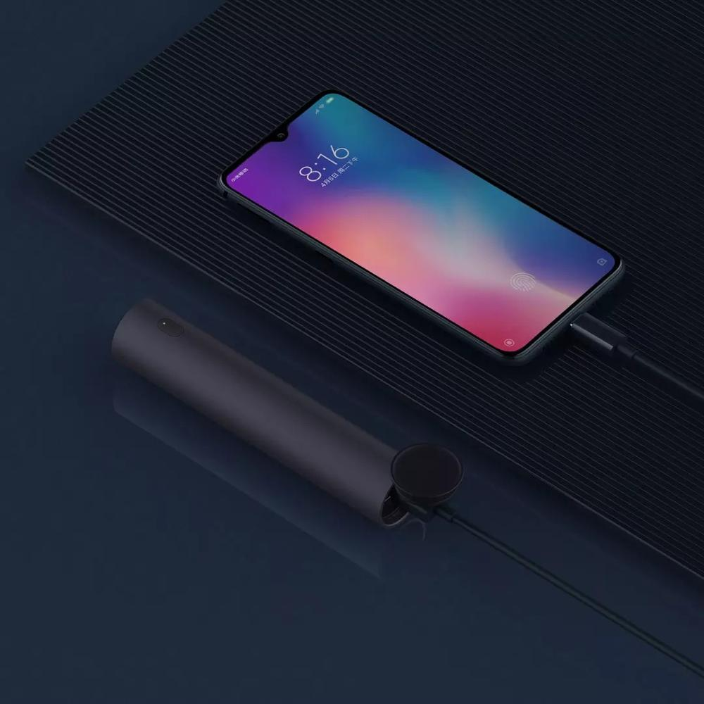 Image 5 - Xiaomi ZMI LPB02 Mini Power Bank 5000mAh With LED Flashlight 18w QC3.0 PFast Charging from Xiaomi Eco System For Iphone 8 X-in Power Bank from Cellphones & Telecommunications
