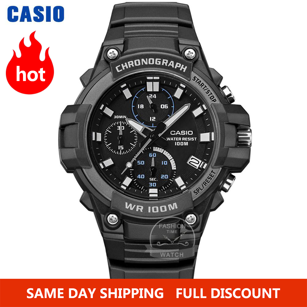 Casio watch diving watch men Set top Brand Luxury Waterproof WristWatch Sport Quartz men Watch military Watchs relogio masculino|Quartz Watches| |  - title=