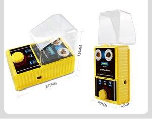 Image 2 - AUTOOL جهاز اختبار شمعة الإشعال ، 110 فولت ، 220 فولت ، فولت ، مع وظيفة الفتحة المزدوجة ، ومحلل قابس الإشعال ، للمركبات 12 فولت ، SPT101