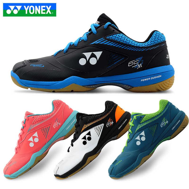 Nova Yonex Badminton Sapatos Largos Homens E Mulheres Das Sapatilhas de Desporto Kento Momota O Mesmo Estilo Sneakers Shb65z2mex