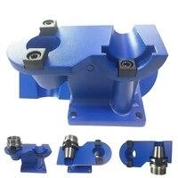 Bt30 bt40 ferramenta titular aperto dispositivo elétrico de travamento peças cnc torno ferramentas