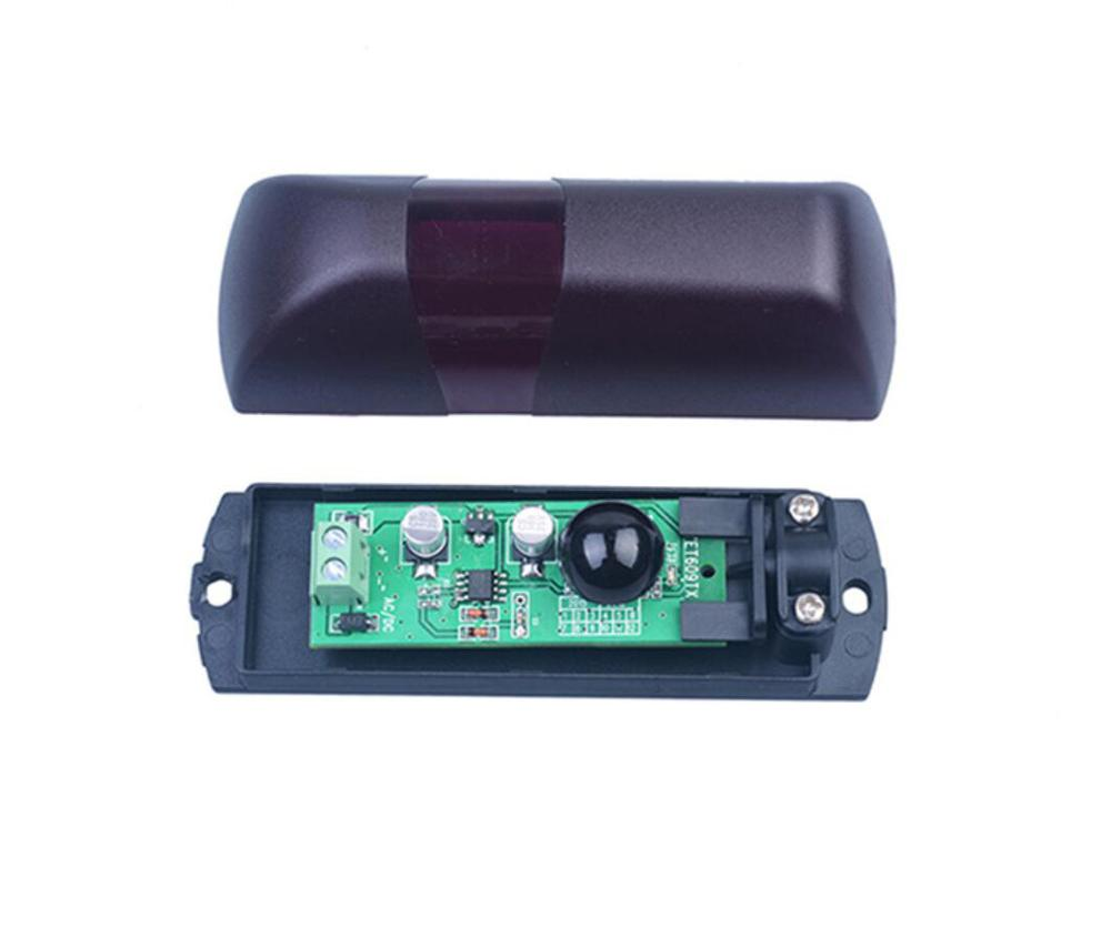 DC/AC 12~24V Waterproof Infrared Photocells Gate Door IR Sensor Automatic Barrier Hence Safety Beam Sensor For AUTO Gate Opener