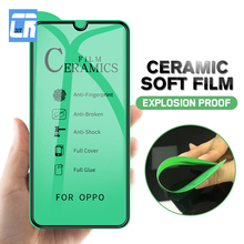 Explosion Proof Soft Ceramic Film for Oppo A9 A5 2020 A5S A7 A1K F11 Pro Screen Protector for OPPO Reno 2F 2Z Realme 5 5i C2 C3