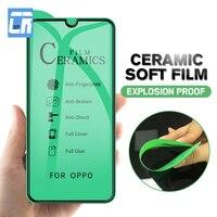 Explosion Proof Weiche Keramik Film für Oppo A9 A5 2020 A7 A1K F11 Pro Screen Protector für OPPO Reno 2F 2Z Realme 7 5 5i Pro C3