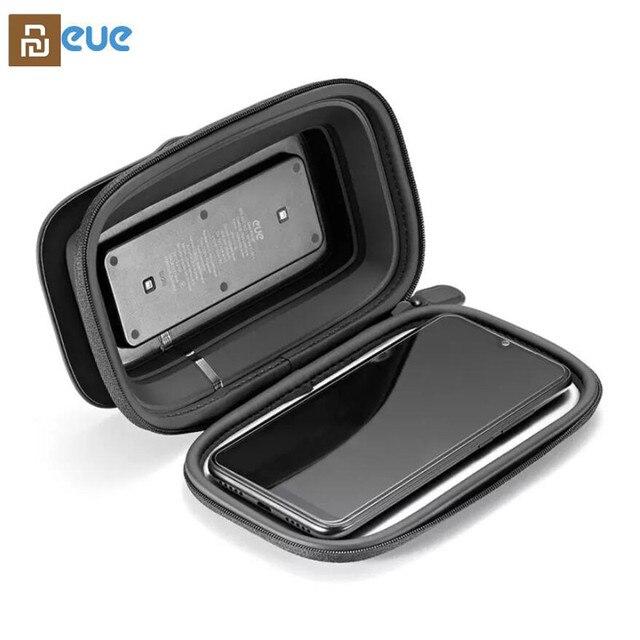 Youpin EUE אולטרה סגול עיקור נייד phonessmall פריט UV קוטל חידקים נייד עיקור חיטוי שקית