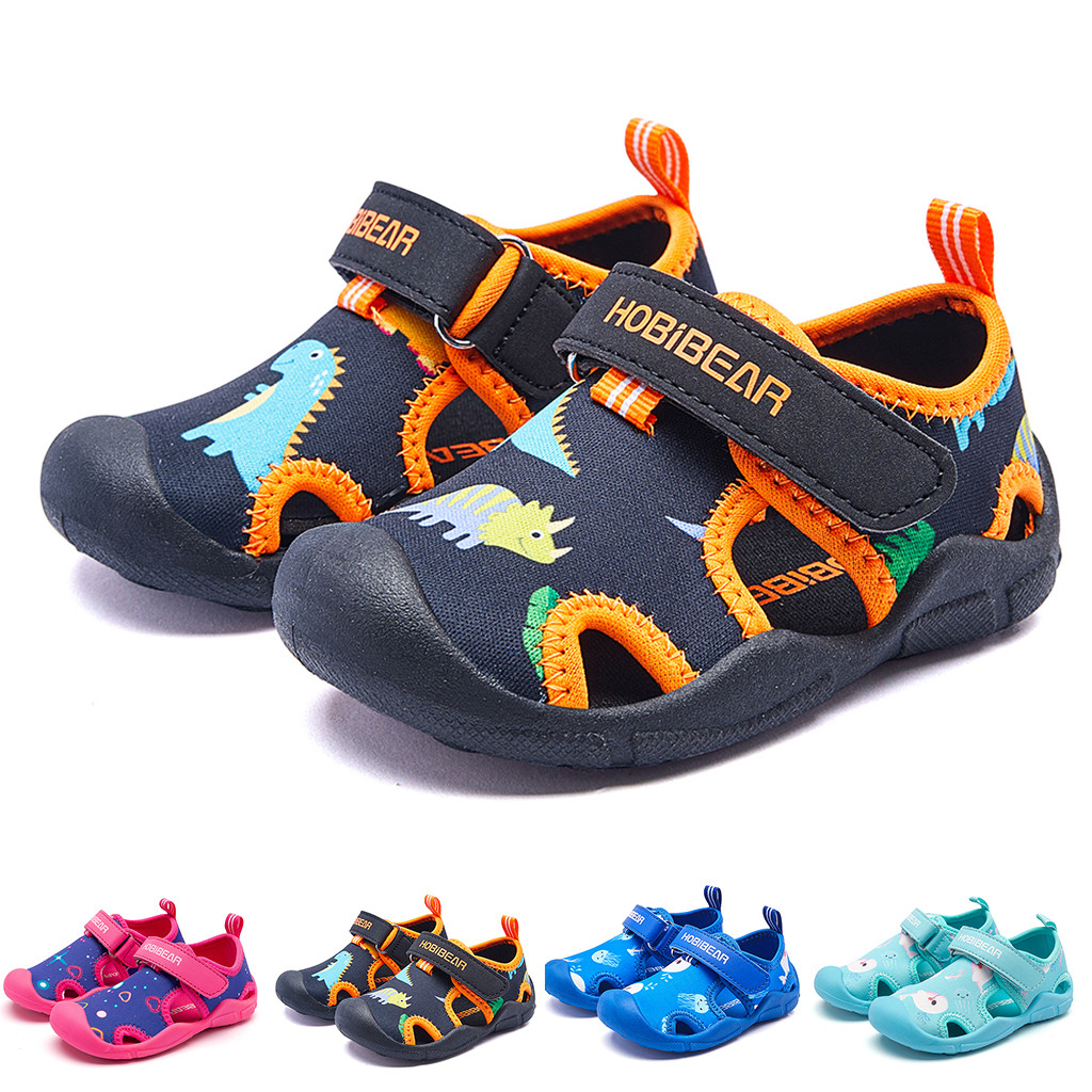 Cartoon Animal Sandals Baby Boys Girls