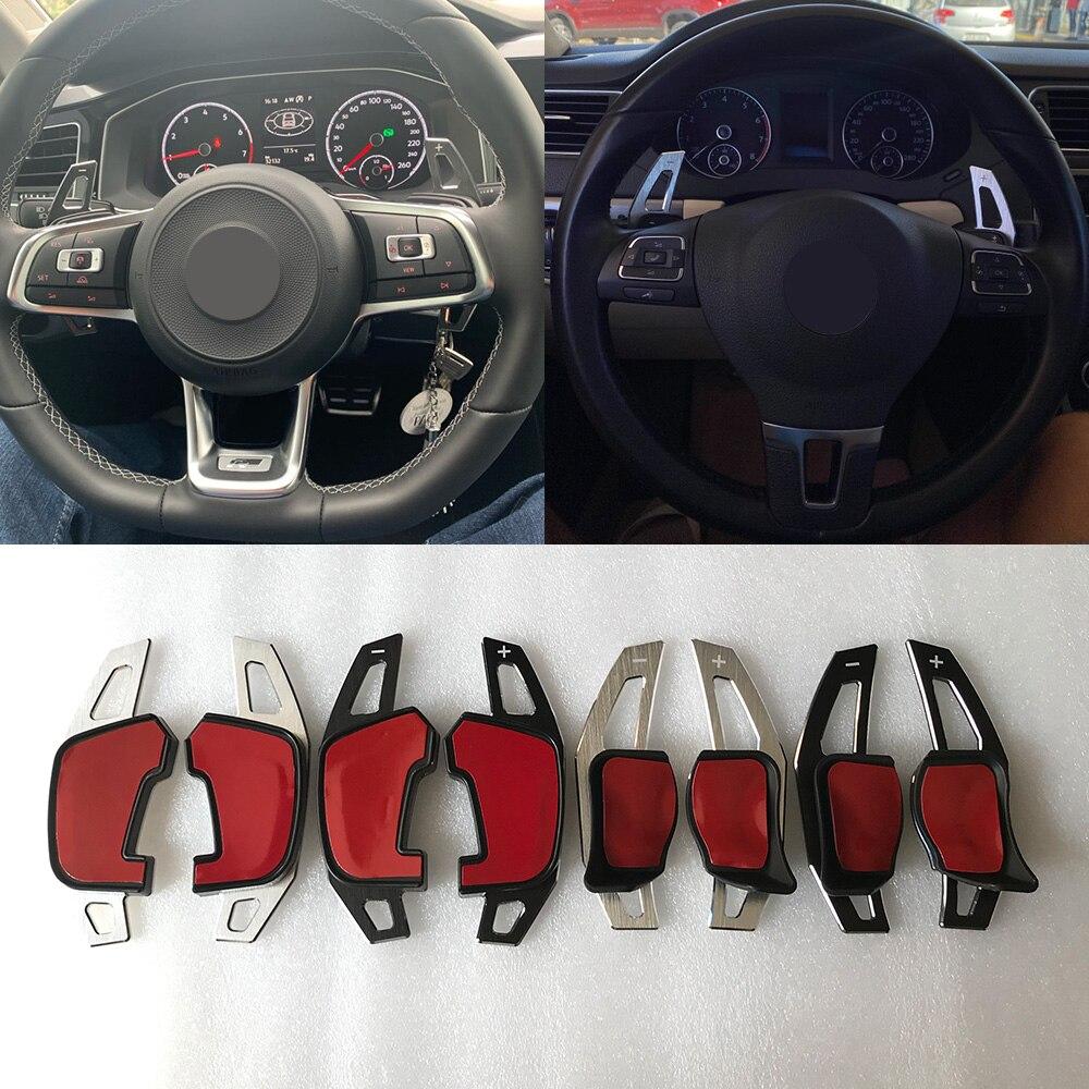 Рычаг переключения передач для Volkswagen VW MK5 MK6 MK7 Golf 6 7 GTI GTE GTD Jetta R20 R36 Passat Scirocco Polo Golf5/R32, рулевое колесо