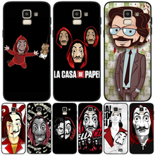 Banknote house DC for Samsung Galaxy A7 2018 A10 A20 A40 A50 A70 A6 A8 A5 Note 8 9 10 M10 M20 Cover Phone Case Cover Funda Capa luxury venom marvel deadpool pattern for samsung galaxy a10 a20 a30 a40 a50 a70 m10 m20 phone case cover coque etui capinha capa