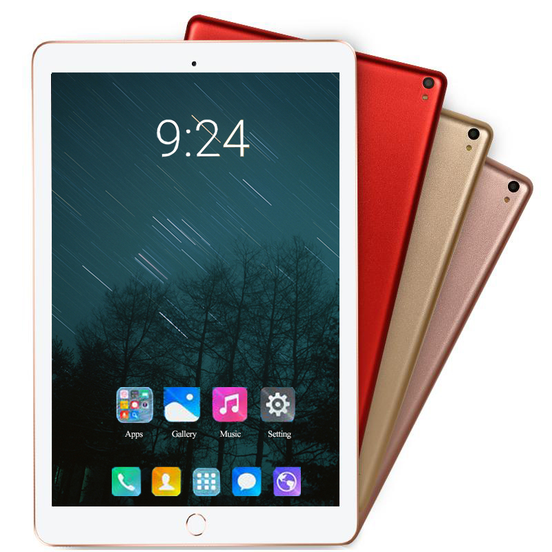 2020 Android 8.0 10.1 Inch 4G LTE Phone Tablet PC 10 Core RAM 6GB ROM 128GB 1920*1200 IPS Dual SIM Card Tablets Pcs 5mp