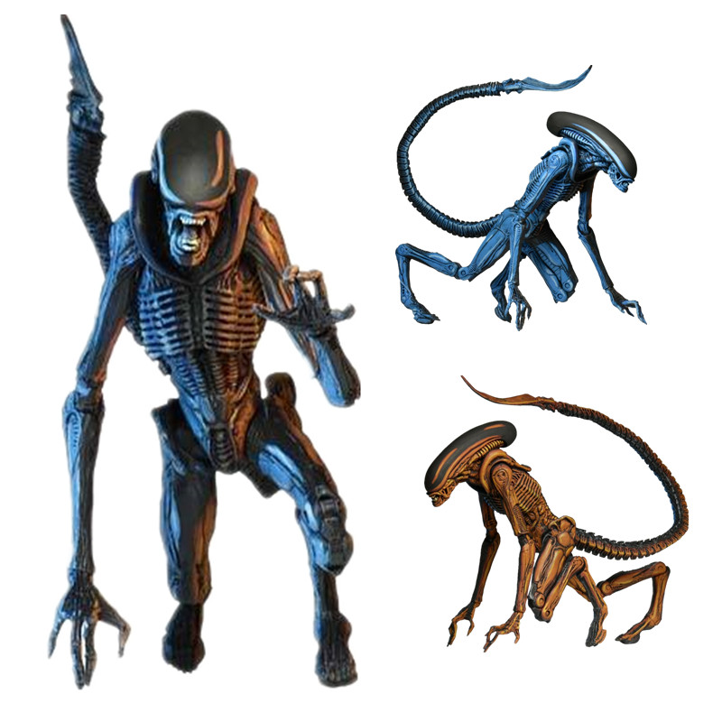 NECA 7 pollici Alien 3 figura video game versione Alien cane CANE ALIEN bambola mobile joint Action figure Regalo bambola Giocattolo