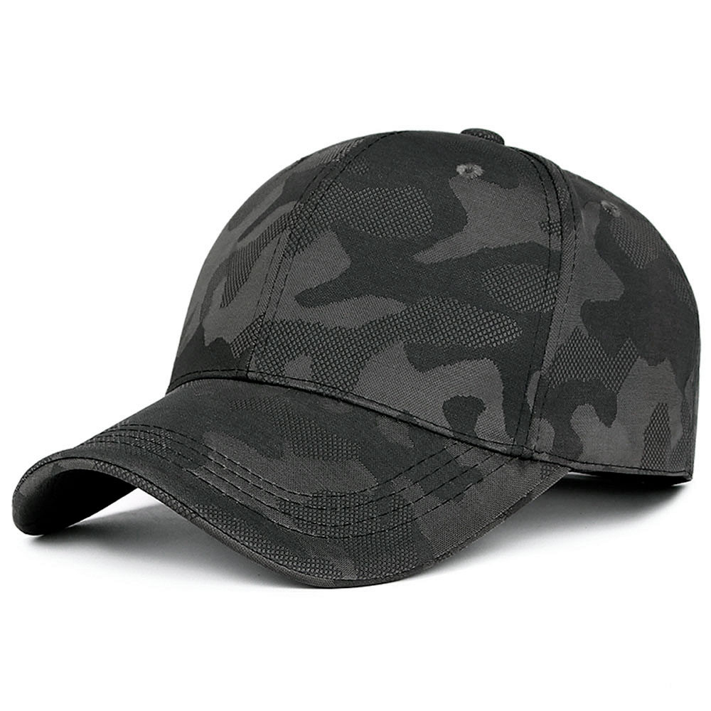 New Fashion Adjustable Unisex Army Camouflage Camo   Cap   Casquette Hat   Baseball     Cap   Men Women Casual Desert Hat #A