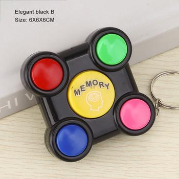 1 szt Pamięć treningowa dla dzieci pamięć automat do gier nowe Puzzle dla dzieci kreatywna interaktywna gra gra trenująca mózg Montessori tanie i dobre opinie CN (pochodzenie) 25-36m 4-6y 7-12y 12 + y Sport