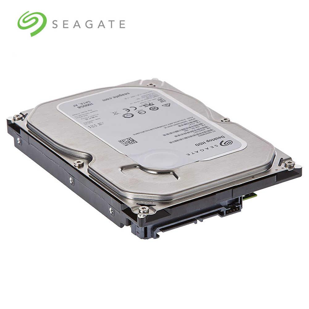 """シーゲイト 250 ギガバイト 320 ギガバイト 500 ギガバイト 1 テラバイトデスクトップ Pc 3.5 """"内部の機械ハードディスク SATA 3 ギガバイト /s-6Gb/s HDD 5900-7200RPM 8 メガバイト/32 メガバイトのバッファ"""