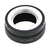 M42 EOSR Lens Mount Adapter Ring for M42 42mm Thread Lens For Canon EOS R Camera Body M42 R Adaptor M42 RF