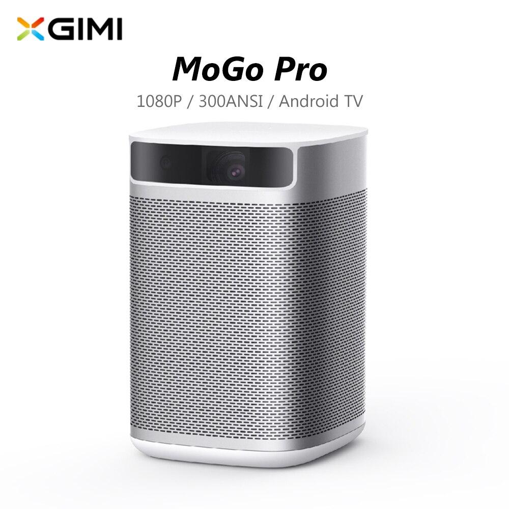 XGIMI XK03S MoGo Pro DLP Projektor 1920*1080 4K 250Ansi Android 9,0 2GB 16GB Amlogic t950X2 3D Heimkino 2.4/5GHz Wifi BT 5,0