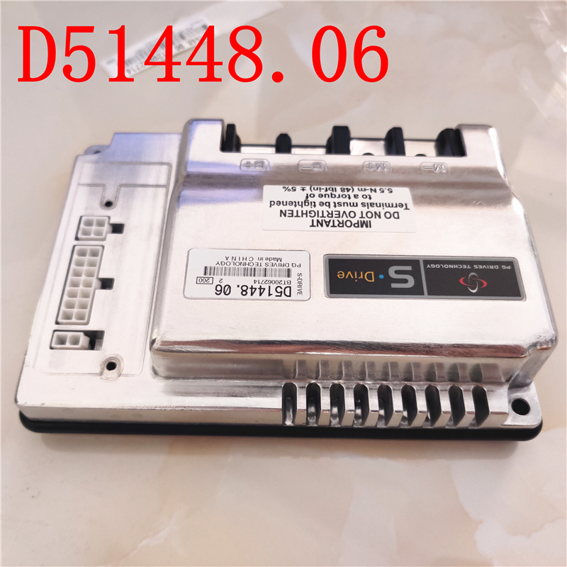 PG Brush Motor Controller 70A D51272.06 for Scooter E-bike Scooter tricycle