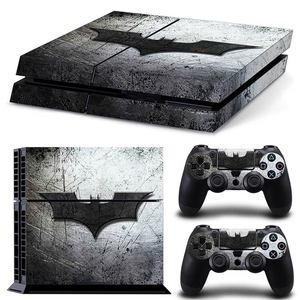 Image 3 - Multi Design For PS4 Vinyl Skin Sticker Cover For PS4 Playstation 4 Console + 2 Controller Decal Game Accessories
