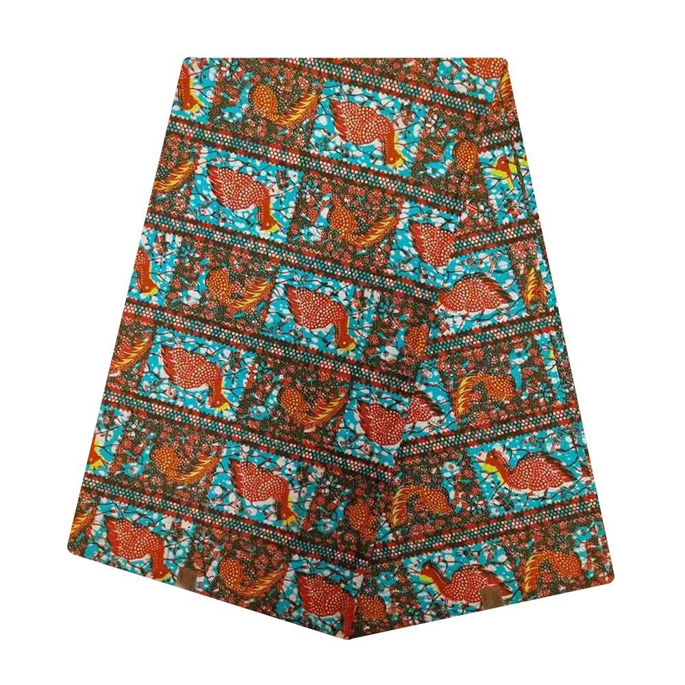 Ghana African Super Wax Holland Fabric Cotton Veritable Netherlands Print Nigerian Ankara Tulle Wax Pange Cloth For Batik