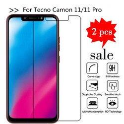 На Алиэкспресс купить стекло для смартфона tempered glass for tecno camon 11 screen protector premiun phone protection film case for tecno camon 11 pro tempered glass