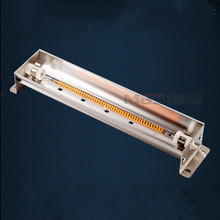 400 Вт 220 В углеродная инфракрасная нагревательная лампа углеродное волокно нагреватель инфракрасная лампа для выпечки