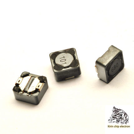 20PCS/LOT 7.4*7.4*4 Patch Inductor 220UH 221(400MA 0.4A)CD74R Power Inductor
