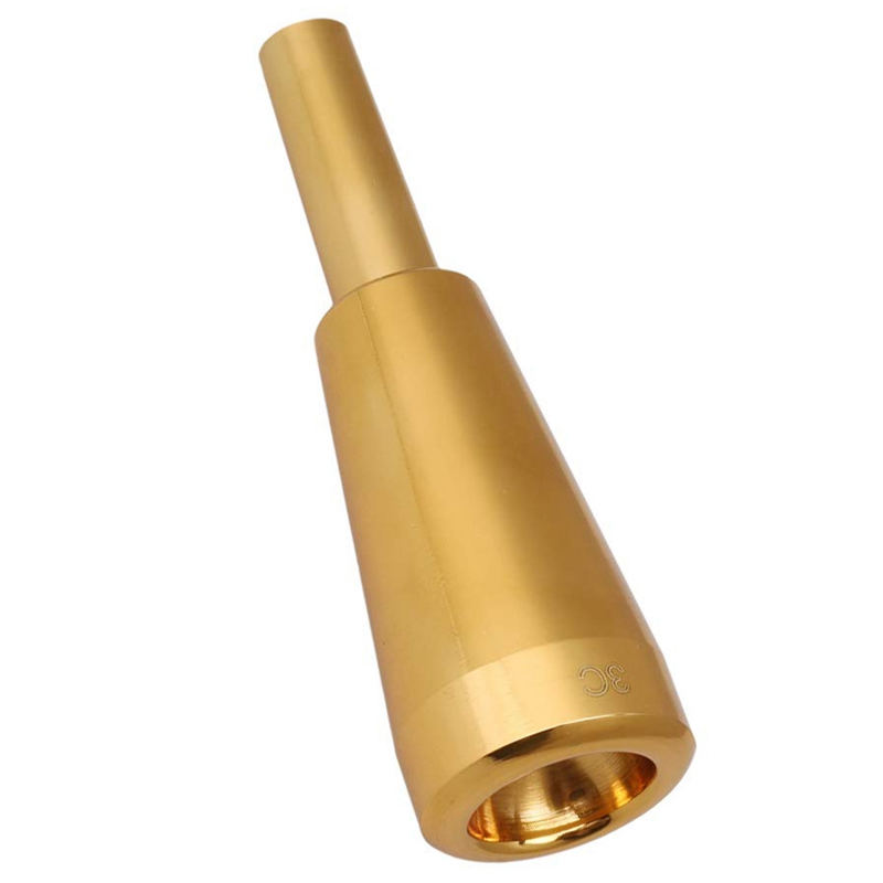 3C Trumpet Mouthpiece Meg Metal Trumpet For Yamaha Or Bach Conn And King Trumpet C Trumpet