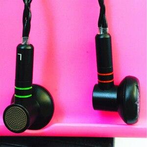 Image 5 - Auriculares personalizados hechos a mano de 3,5mm, cascos HiFi de 400 Ohm, MMCX, Cable plateado OFC de 8 hebras