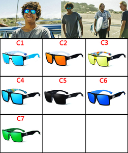 Image 2 - Viahda new Polarized Sunglasses Men Driving Shades Male Sun Glasses For Women Retro Luxury Brand Designer