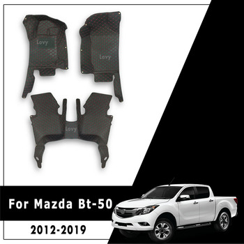 car floor mats case for ford escape kuga maverick 2015 customized auto 3d carpets custom fit foot liner mat car rugs black Leather Rugs Dash Carpets Auto Interior Parts Car Floor Mats For Mazda BT-50 2012 2013 2014 2015 2016 2017 2018 2019 bt50