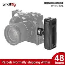 Smallrig Camera Hand Grip Aluminium Arri Lokaliseren Side Handvat Voor Sony, voor Nikon Camera Cage W/Koud Schoen Mount Voor Diy 2426
