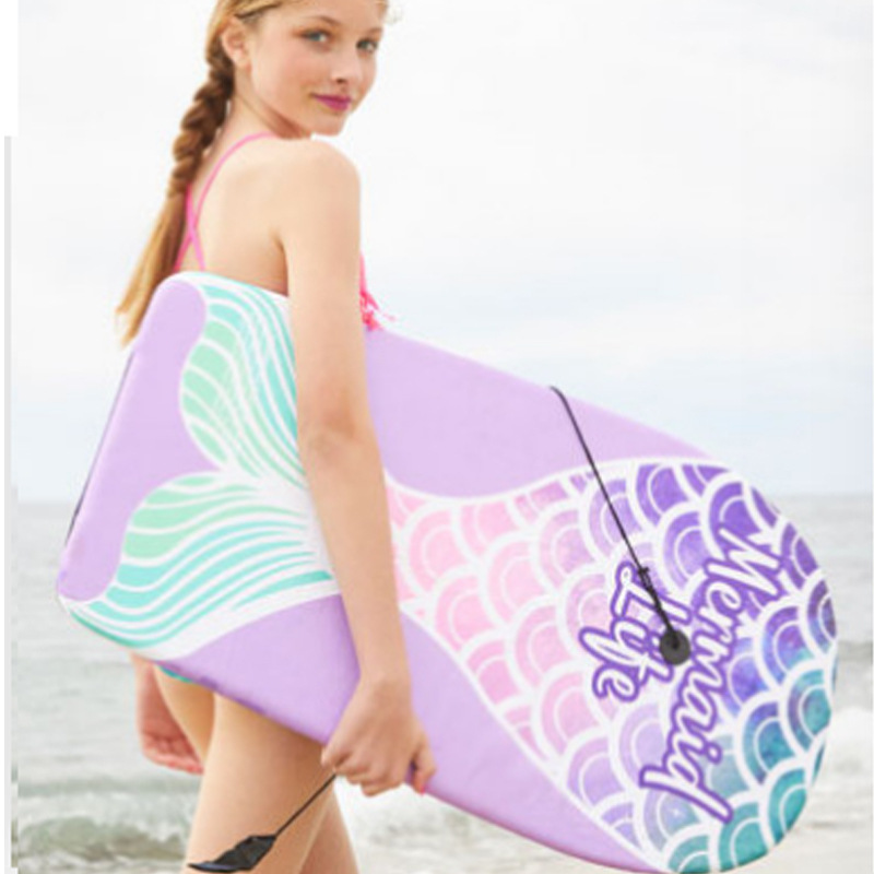 Rui Ling Raiying 33-Inch 84CM6 Kind-Designated Pattern Swimming Floating Board CHILDREN'S Surfboard