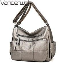 Лидер продаж, мягкие кожаные сумки, роскошные женские ручные сумки, женские сумки через плечо для женщин, сумки через плечо, сумки через плечо